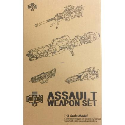Motor King MG Assault Weapon Set