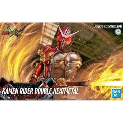 Bandai Figure-Rise Standard Kamen Rider Double Heat Metal 57850