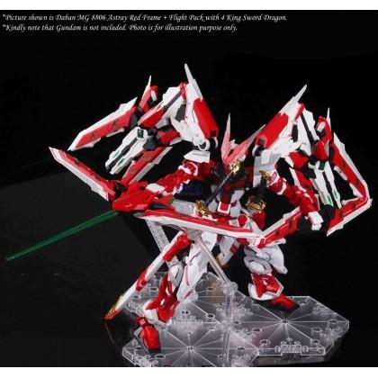 Dalin 1/100 MG Weapon King Sword Dragon